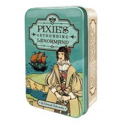 Pixie's Astounding Lenormand (Poche)