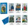 ORACLE DES SIBBILES / Oraculo Sibilla 800 (52 CartEs) ITALIEN