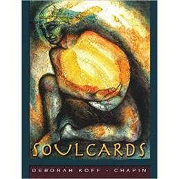 Oracle Soul Cards 1 - Deborah Koff-Chapin (60 Cartes) anglais