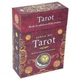 Tarot Baraja del Tarot Recibe la sabiduria de los Arcanos SET