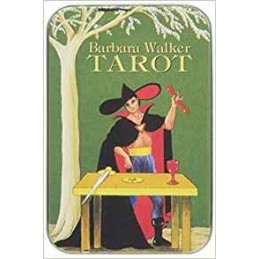 Barbara Walker Tarot in a Tin (Anglais)