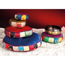 Coussin LUXE pour bol tibétain 25 cm