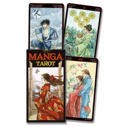 Tarot MANGA Multilangue