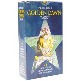 TAROT INITIATIC GOLDEN DAWN