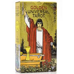 TAROT GOLDEN UNIVERSAL - ROBERTO DE ANGELIS