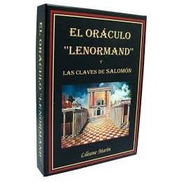 Oráculo Lenormand Claves de...