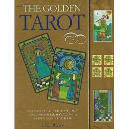 THE GOLDEN TAROT - LYZ DEAN