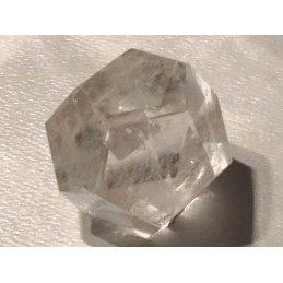 DODECAEDRE CRISTAL DE ROCHE EXTRA GRAND MODELE 4 CM MODELE 2