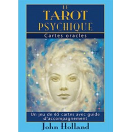 TAROT PSYCHIQUE - JOHN HOLLAND - FRANCAIS