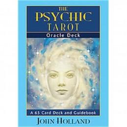 TAROT PSYCHIC- JOHN HOLLAND - ANGLAIS