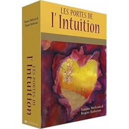 LES PORTES DE L INTUITION - VANESSA MIELCZARECK