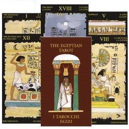 MINI TAROT EGYPTIEN - SYLVANA ALASIA - SCARABEO