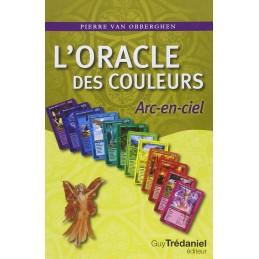 L'ORACLE DES COULEURS ARC EN CIEL - PIERRE VAN OBBERGHEN