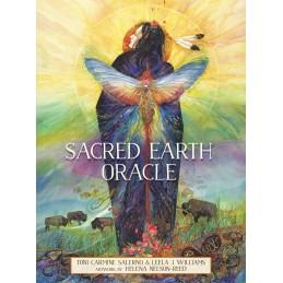 SACRED EARTH ORACLE - TONI CARMINE SALERNO