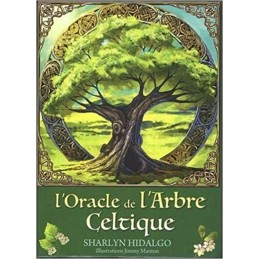 ORACLE DE L ARBRE CELTIQUE - SHARLYN HIDALGO
