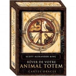 REVER DE VOTRE ANIMAL TOTEM - SCOTT ALEXANDER KING