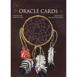 NATIVE AMERICAN CARDS - LAURA TUAN