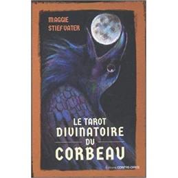 LE TAROT DIVINATOIRE DU CORBEAU - MAGGIE STIEF VATER