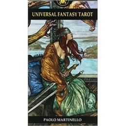 UNIVERSAL FANTASY TAROT - MARTINELLO PAOLO