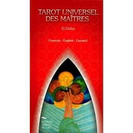 TAROT UNIVERSEL DES MAITRES - D DIDIER