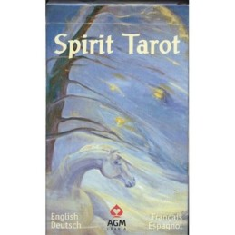 TAROT SPIRIT - KRIS DOREA