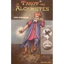 LE TAROT DES ALCHIMISTES - JEAN BAUCHARD