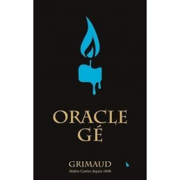 COFFRE ORACLE GE LUXE OR - GERARD BARBIER